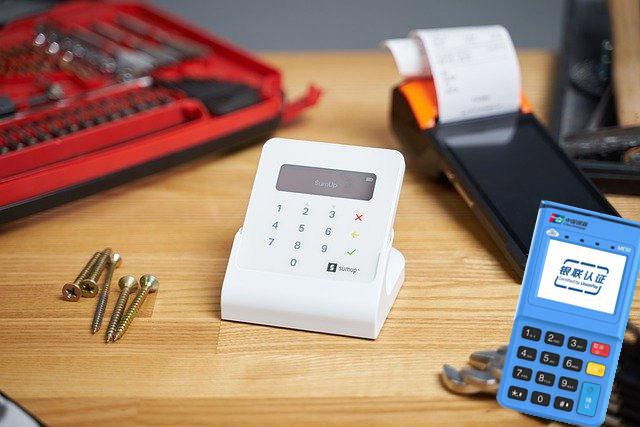 带钱箱和电子签名的pos机怎么样?